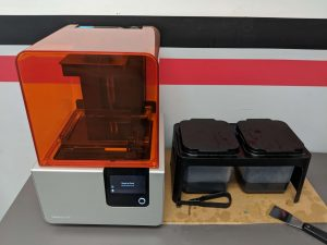 stereolithography 3d resin printer