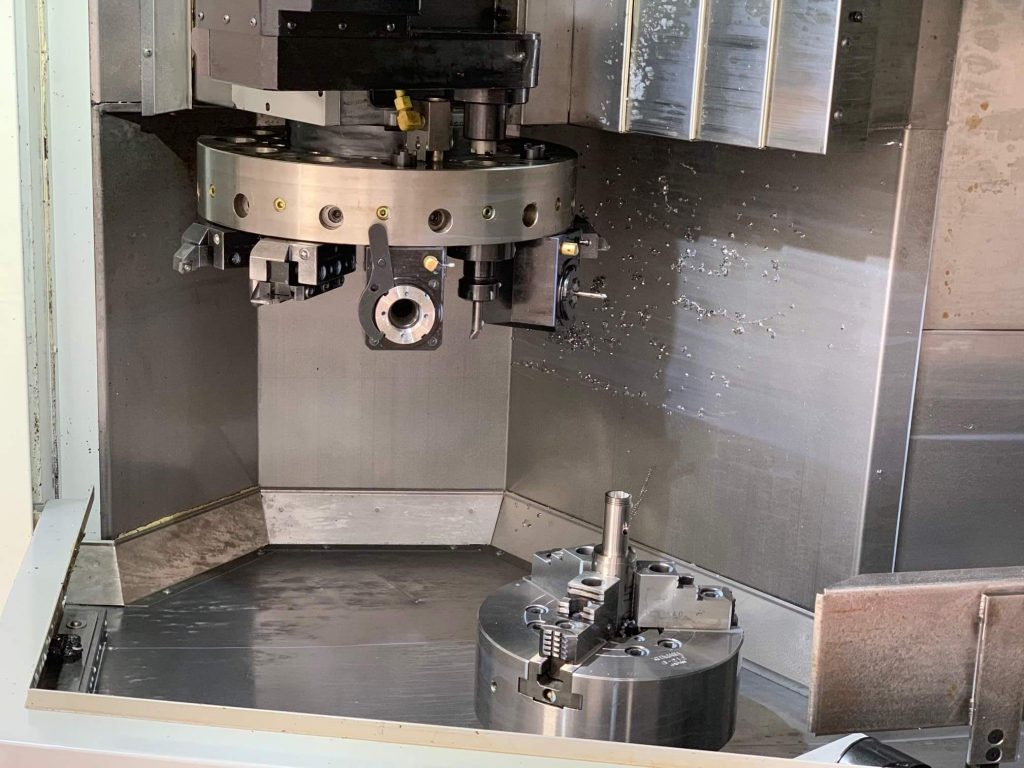 cnc machinery - Jawstec